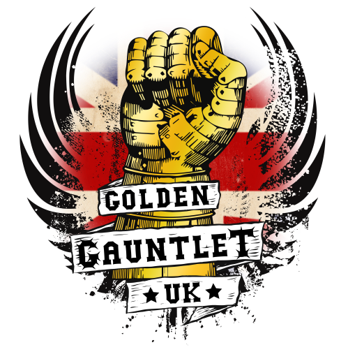 Golden Gauntlet Crest