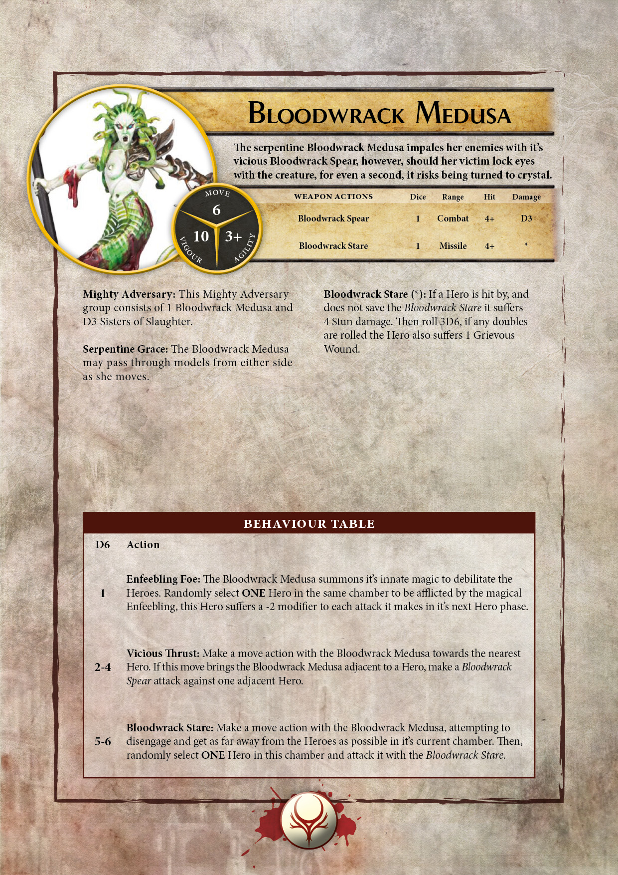 Khaine Adversaries v33